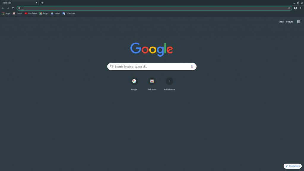 Google Chrome on Manjaro