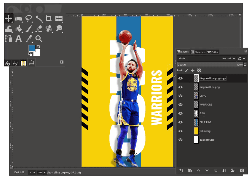 basketball-poster-stephen-curry-step-6