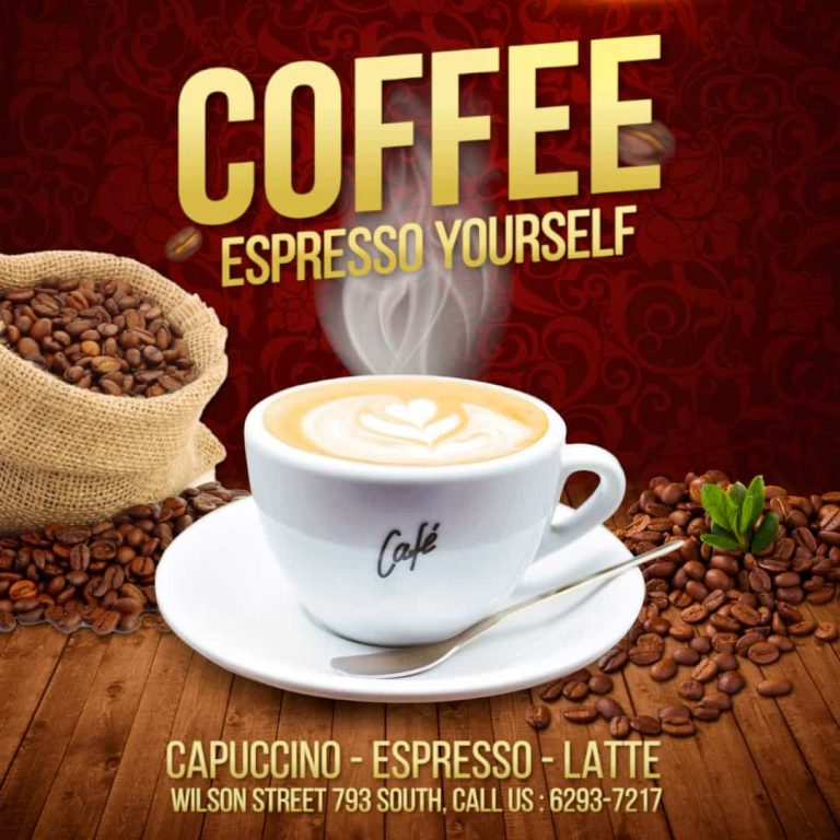 coffee-poster-design-zakeydesign.com